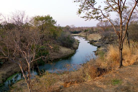 The Elephant Camp: Landscape around Elephant Camp