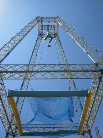 Zero Gravity Thrill Amusement Park: My 11 year old!!