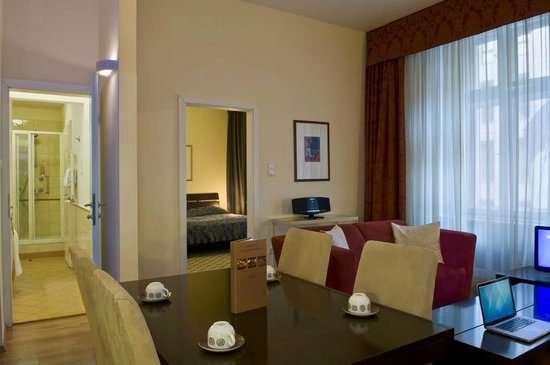 Mamaison Residence Izabella Budapest: Ambassador Suite