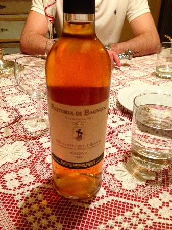 Tuscan Wine Tours with Angie: Dessert wine
