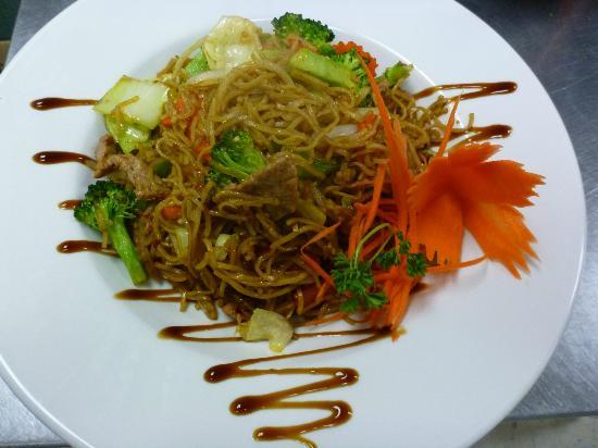 Ban Chok Dee Thai Cuisine: Ban Chok Dee Chow Mein