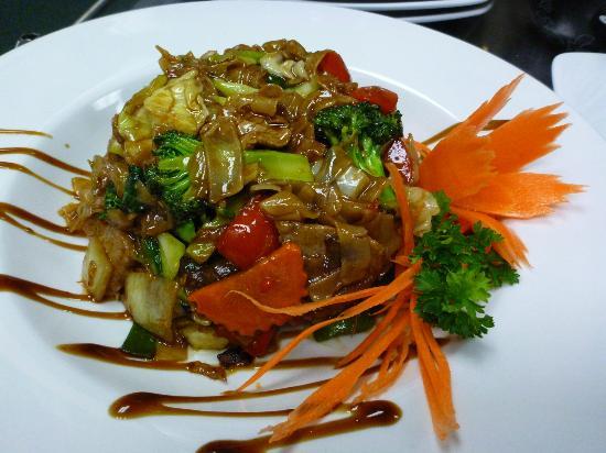 Ban Chok Dee Thai Cuisine: Ban Chok Dee Pad Si-Eu