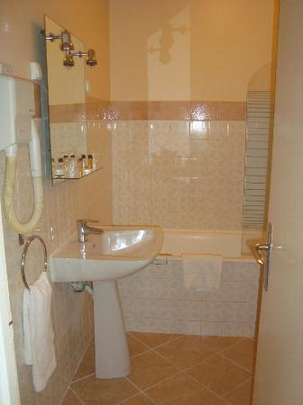 Hotel Maquis et Mer: La stanza da bagno