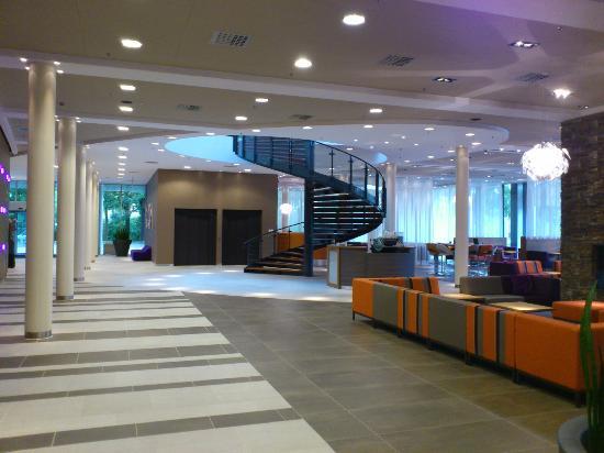 Hotel Lumen: entree
