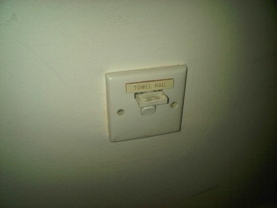 Hilton Milton Keynes: No fuse!