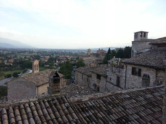 Albergo del Teatro : View from Room 102