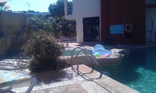 Hotel Topazio: pool