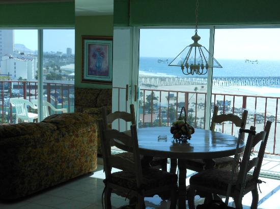 Rosarito Inn: Dining Room