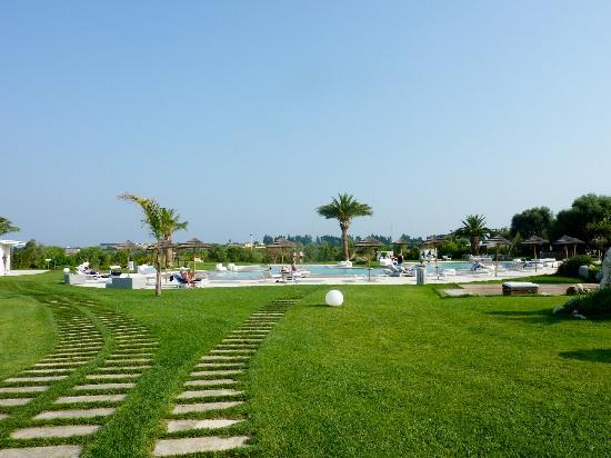 Hotel Borgo Pantano: Pool