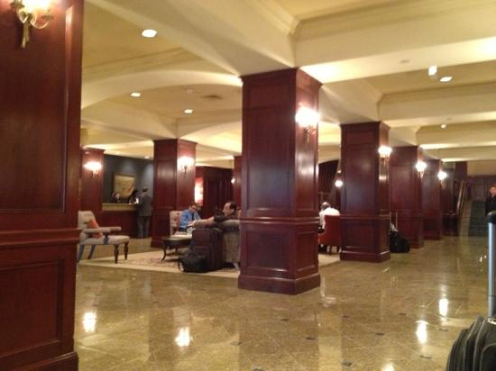 Omni New Haven Hotel at Yale: Lobby