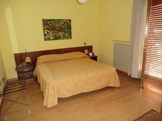 albergo casa Sartori: camera