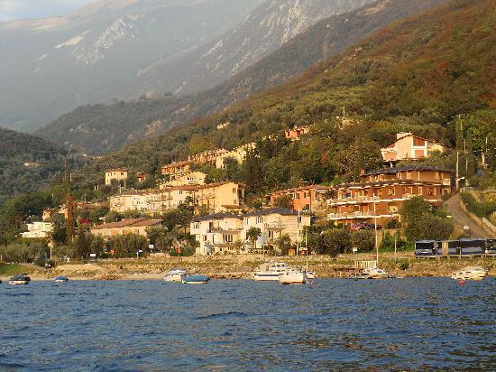 Hotel Casa Sartori: dal lago