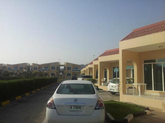 Holiday Beach Motel: shallets