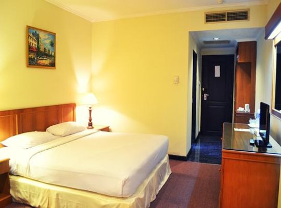 Royal Asia Hotel : Kamar business