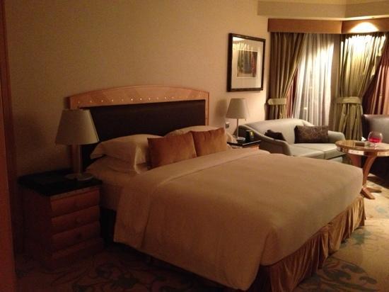 Jeddah Hilton: comfort bed
