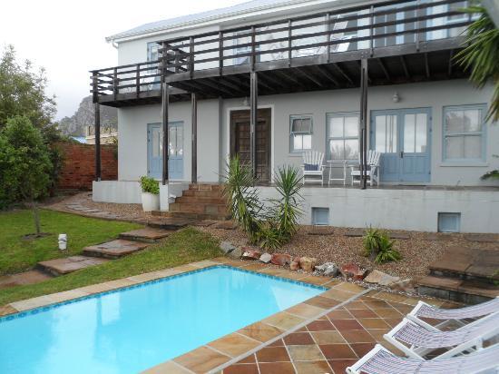 Villa Blu : A fun place to stay....