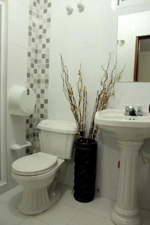 Apartahotel Catalina Real: baño