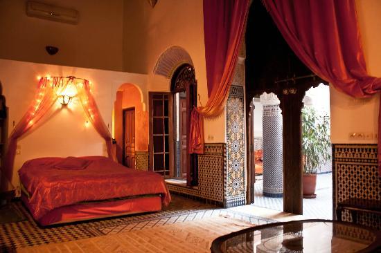 Riad Tayba: Suite Andalouse