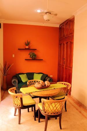 Apartahotel Catalina Real: lobby