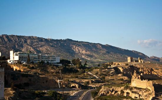 Riad Tayba: Terrasse
