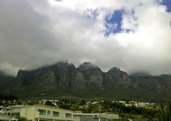 3 On Camps Bay Boutique Hotel : A different view every day