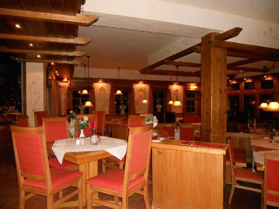 Waldkasino: Restaurant
