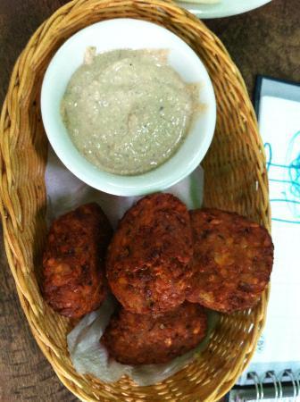 Arab da Lagoa: Falafel