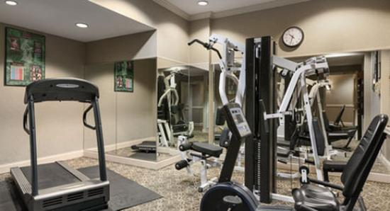The Whitney Hotel: Fitness Room