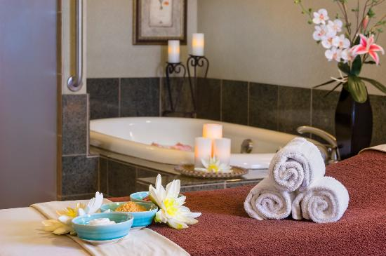 Serenity Spa by Westgate: Serenity Spa Couple's Suite