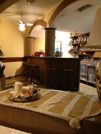 Gostilna Metulj: bancone bar