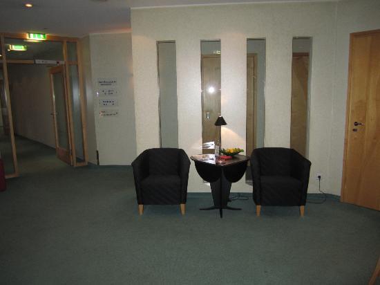 BEST WESTERN Hotel Im Forum Mülheim: Flur bzw. Gang im Hotel