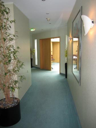 BEST WESTERN Hotel Im Forum Mülheim: Badewanne