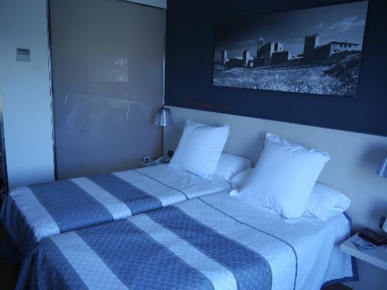 Hotel Bed4U Tudela : Bedroom