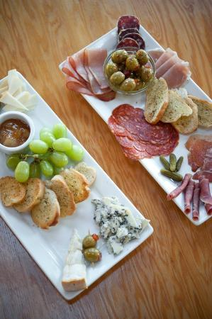Saturna Island Family Estate Winery: Yummy food at the Bistro
