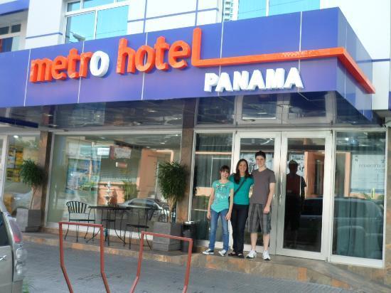 Metro Hotel Panama: hotel