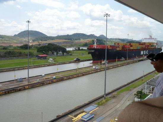 Canal de Panamá: canal