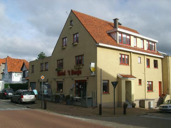 Hotel 'T Bosje: Außenansicht