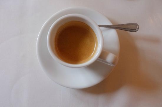 Am Gallusplatz: Espresso