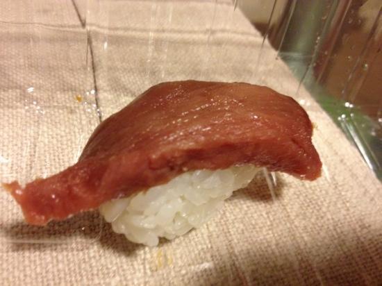 Yoshi: tonno avariato e disgustoso