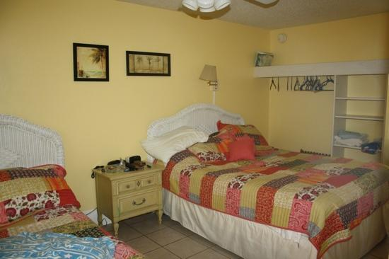 Anna Maria Motel & Resort Apartments: Schlafzimmer