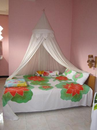Praety Home Stay: Le lit