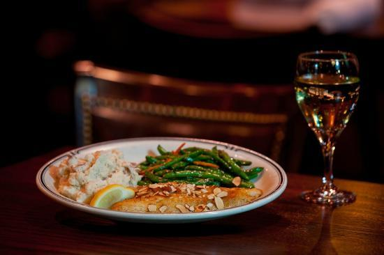 Rudy's Redeye Grill: Pan Fried Walleye - One of our Best Sellers!