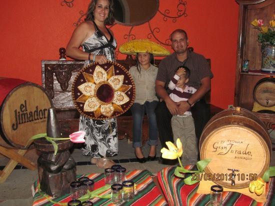 Hard Rock Hotel Riviera Maya: restaurant la hacienda