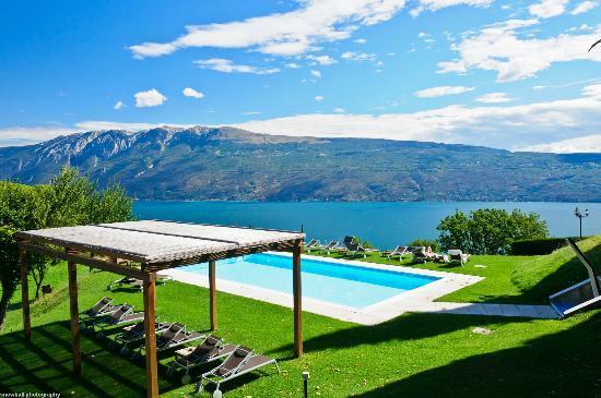 Boutique Hotel Villa Sostaga: view