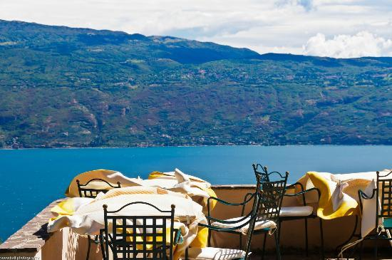 Boutique Hotel Villa Sostaga: view