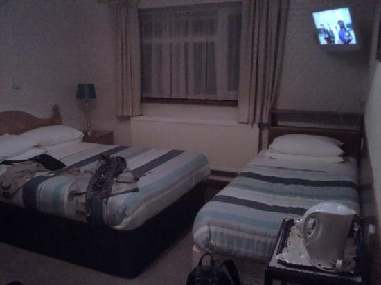 Bridge Guest House: Room 7