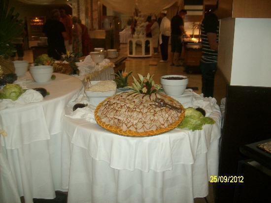 El Mouradi Club Kantaoui: fab buffet
