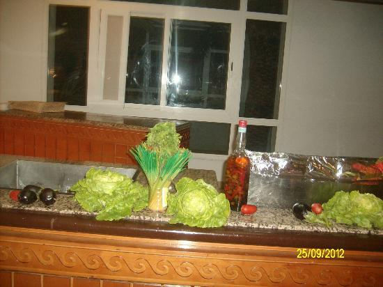 El Mouradi Club Kantaoui: foodagain