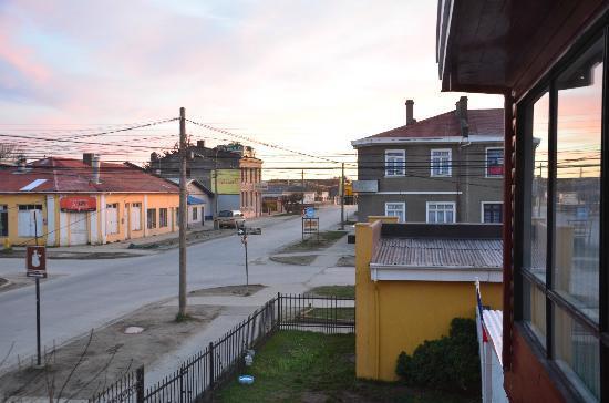 Hostal Terrasur: Bonitos amaneceres
