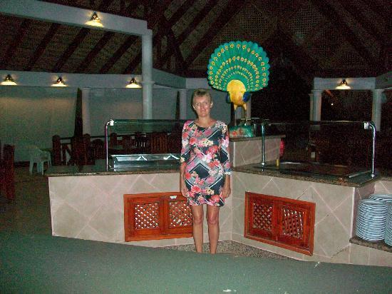 โรงแรมวิค อารีนา บลังกา: Buccanero Bar